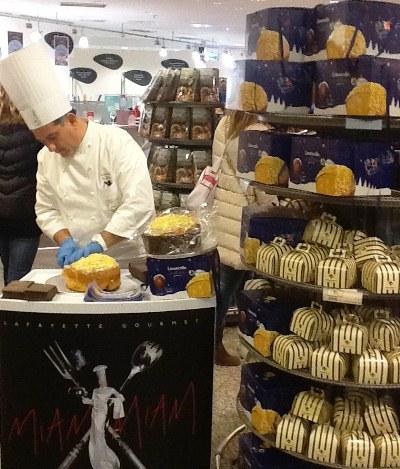 Sal De Riso: il migliore pasticciere di queste feste del 2013. A riconoscerlo, Lafayette Gourmet, tempio della gastronomia di qualità a Parigi