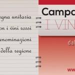 Campaniastories 2014 vini Rossi  11-17 marzo