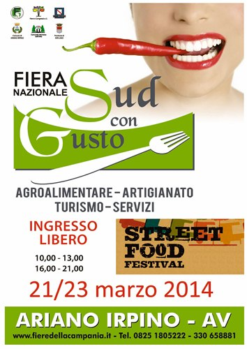 Sud con Gusto: Torna la Kermesse dedicata ai sapori del Sud Italia