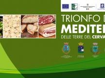 A Casalbore (Avellino) domenica 3 agosto Il Trionfo dei sapori Mediterranei