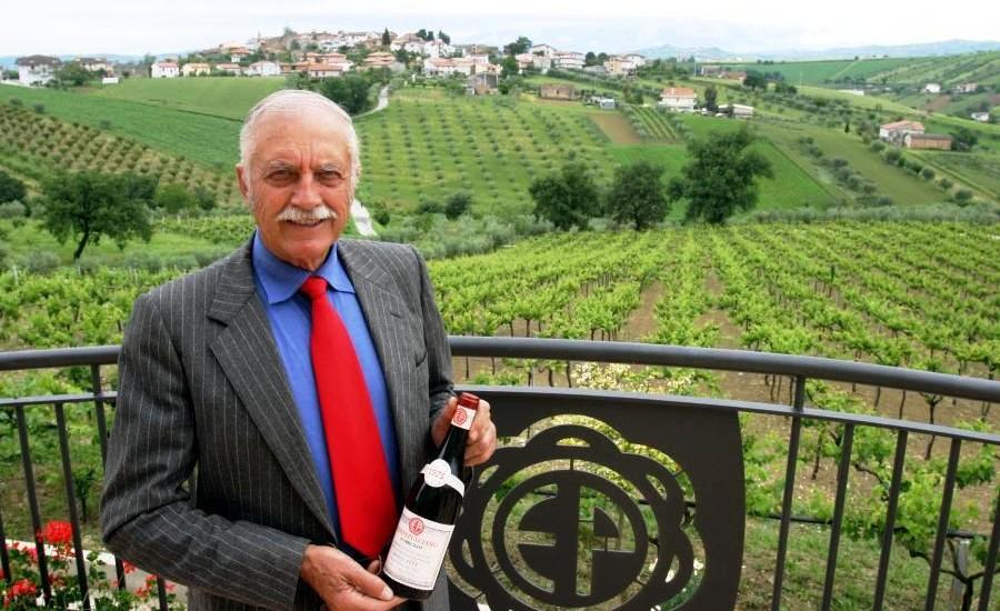 Emidio Pepe ed il suo Montepulciano d'Abruzzo celebrano i cinquant'anni di produzione: mercoledì 17 dicembre Sofia Pepe sarà a Cap'alice con una verticale di sei annate