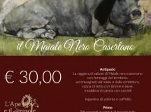 Castel Campagnano, 24 gennaio. Una cena speciale dedicata al Maiale Nero Razza Casertana