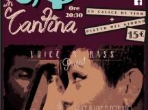 I venerdì Jazz in Cantina al Cieddì con i Voice 'n 'Bass Project