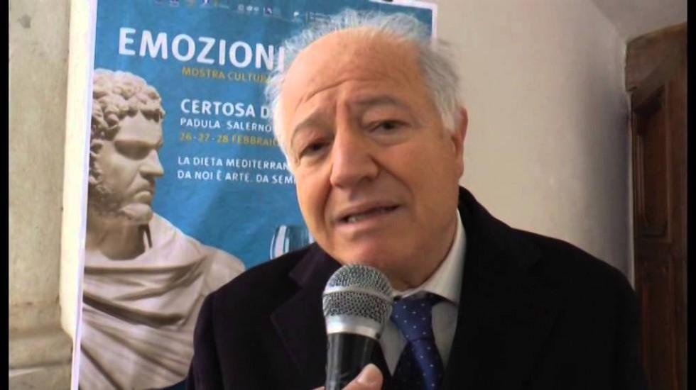 Alimentare: Amendolara è  presidente dell'Osservatorio regionale per la Dieta Mediterranea alla Comunità Europea