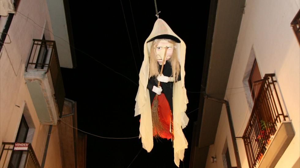 San Lupo Mi Strega, magia e cultura, arte, gusto e magia