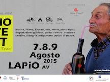 Fiano Love Fest, a Lapio non solo vini di qualità