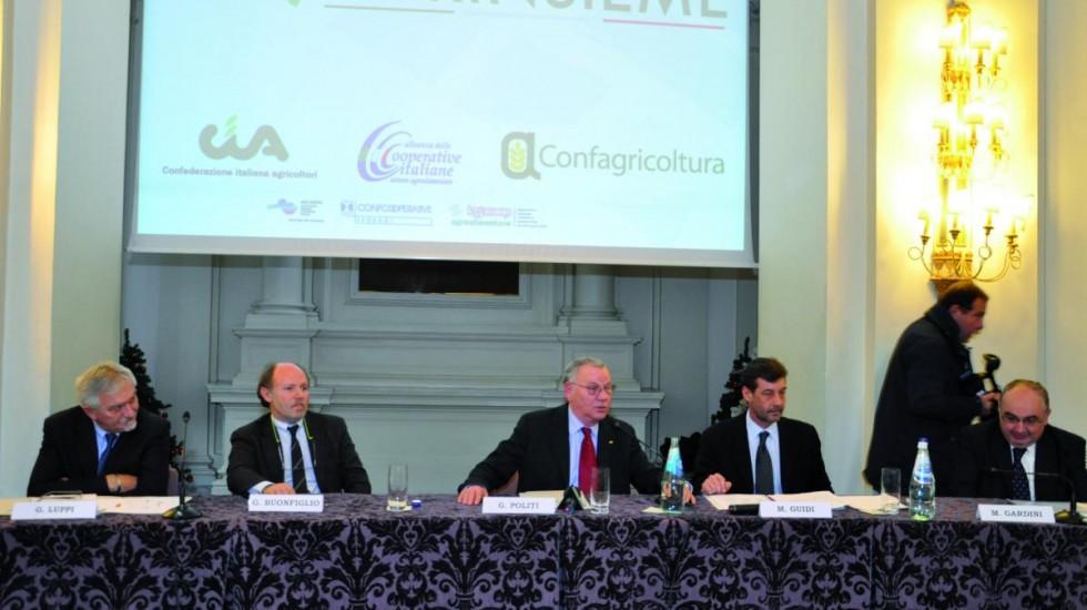 L'Agricoltura del futuro: competitiva, sburocratizzata e innovativa. Gli stati generali di Agrinsieme Campania alla Camera di Commercio