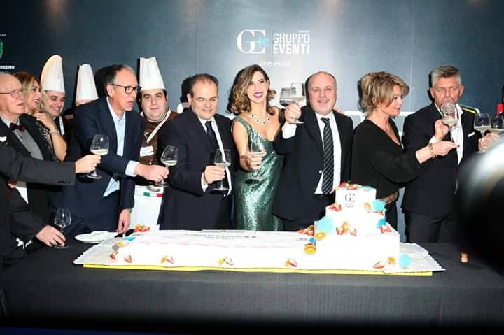 Non solo musica a Sanremo: spopolano il Food del Sud. Alla pizza il primo premio della critica