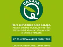 Il 27, 28 e 29 maggio a Frattamaggiore usi e riusi della Canapa