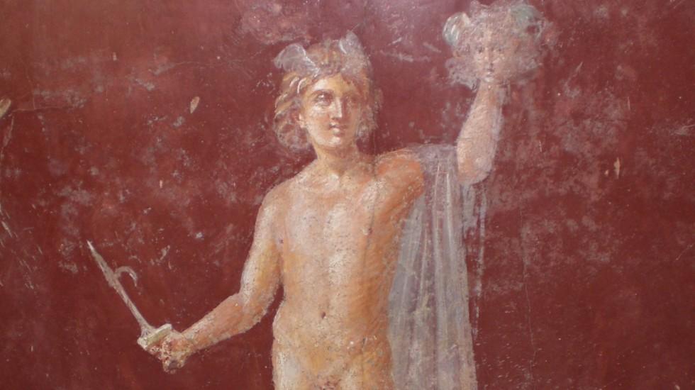 Perseo -Villa San Marco - Stabiae
