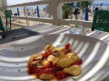 Aquasale, l'osteria sul mare del Cilento