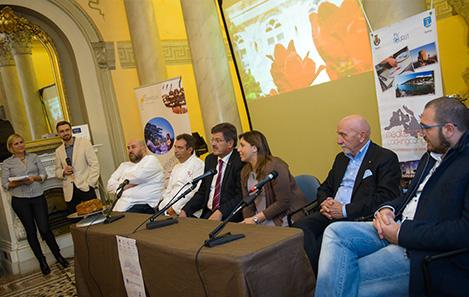 MED COOKING CONGRESS Tutto pronto per il prossimo evento internazionale. Napoli protagonista dal 10 al 12 ottobre