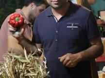 A cena con il contadino: Mr Papaccella Vincenzo Egizio agli incontri enogastronomici dell'Osteria Summa Terra