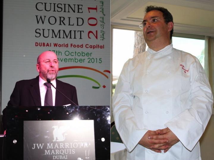 Lo chef Paolo Gramaglia all'Italian Cuisine World Summit ha dimostrato che il Sushi é di origini Napoletane…