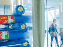 """""""AeroPorte Aperte 2016"""": il gusto prima del volo. All'Aereoporto Internazionale di Capodichino arte, shopping e alta gastronomia al Pasta Store Di Martino Air"""