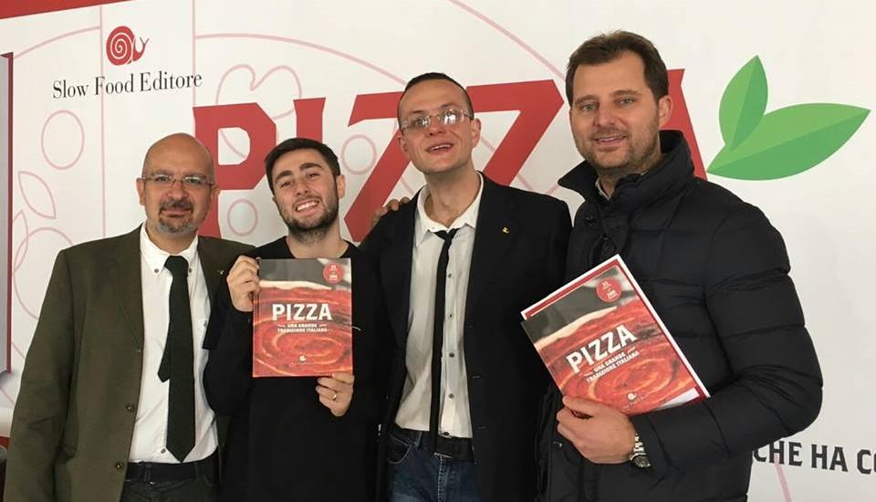 """Le eccellenze della pizza salernitana assieme in""""Una pizza per l'Africa"""" targata Slow Food Campania"""