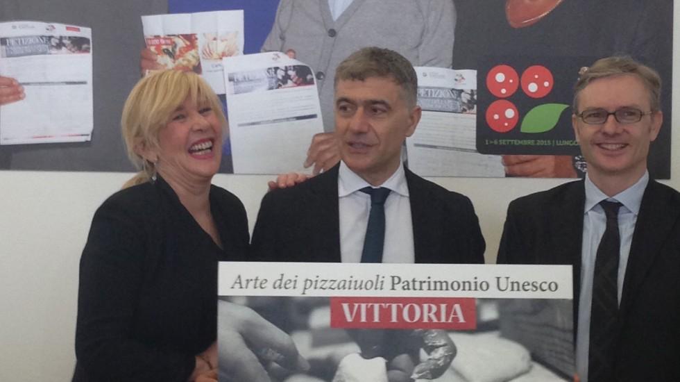 Pizza Patrimonio dell'Unesco, tra un anno la decisione
