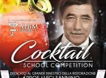 24 Febbraio dedicato al Prof. Luigi Sannino Cocktail Competition