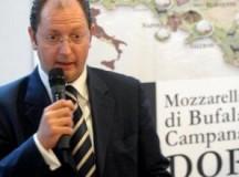 Domenico Raimondo è stato riconfermato alla guida del Consorzio di Tutela della Mozzarella di Bufala Campana Dop