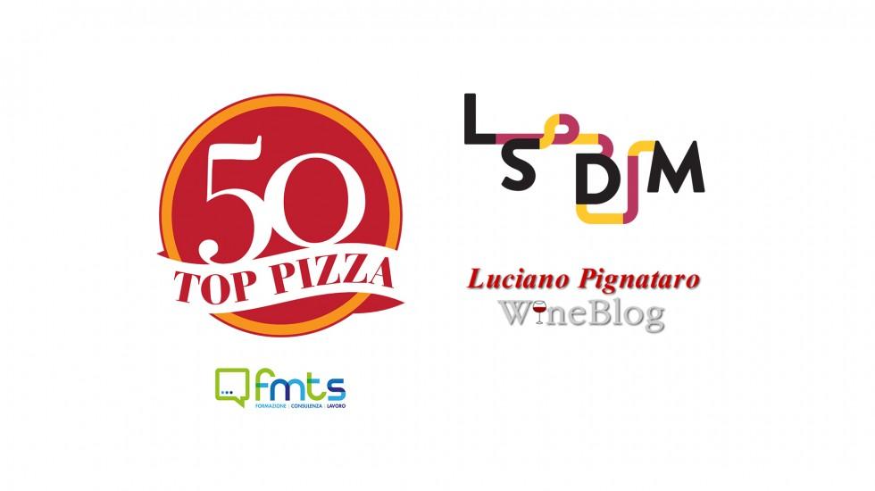 50 TOP PIZZA La classifica finale ed i premi speciali