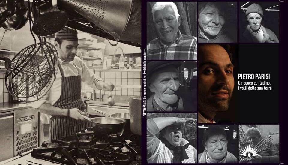 Pietro Parisi il cuoco contadino nominato Ambasciatore della Dieta Mediterranea nel Mondo