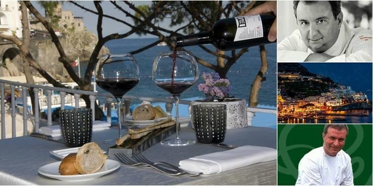 Amalfi 21 Agosto al Sensi Restaurant dell'Hotel Residence  l'evento 'Stella si nasce o si diventa'