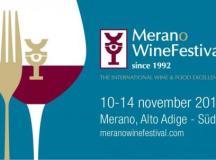 10-14 Novembre 2017   la  26 ^ Edizione del Merano WineFestival