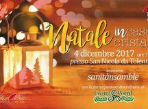 4 Dicembre Natale in Casa Cristallini serata di beneficenza per il quartiere Sanità