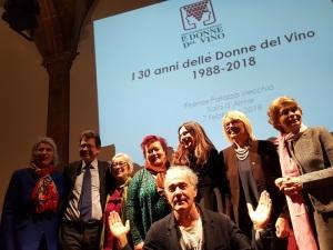 Firenze - 30 anni di Donne del Vino