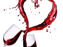 """San VALENTINO l'etichetta del vino """"BRILLANTE"""" per la vostra serata"""