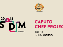 "LSDM Caputo Chef Project 2018  ""Tutto in un morso"""