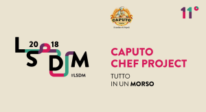 Banner Caputo Chef Project 2018
